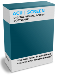 AcuScreen Software - The next level in visual acuity measurement